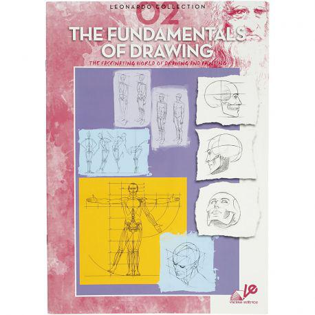Let Us Paint - The Fundamentals of Drawing No. 2, 1pc.