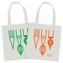 Limited Edition Cotton Canvas Bags