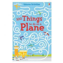 100 Things To Do On A Plane Activity Book