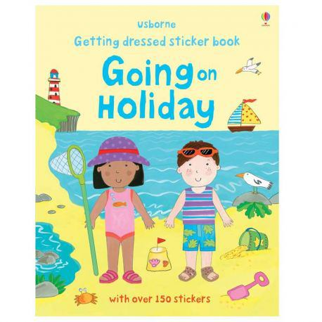 Going On Holiday Sticker Book