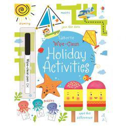 Wipe-Clean Holiday Activities Book