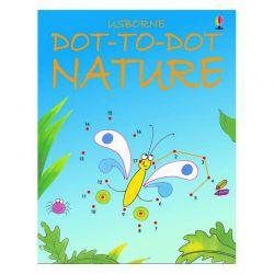 Dot-To-Dot Nature Book