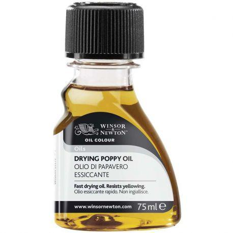 Drying Poppy Oil (75ml)