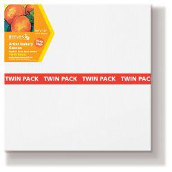 Deep Edge Canvas Twin Pack