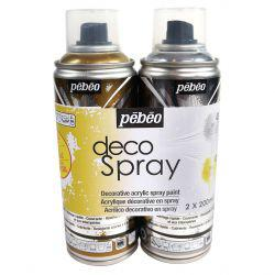 Deco spray 2 x 200ml Chrome Kit