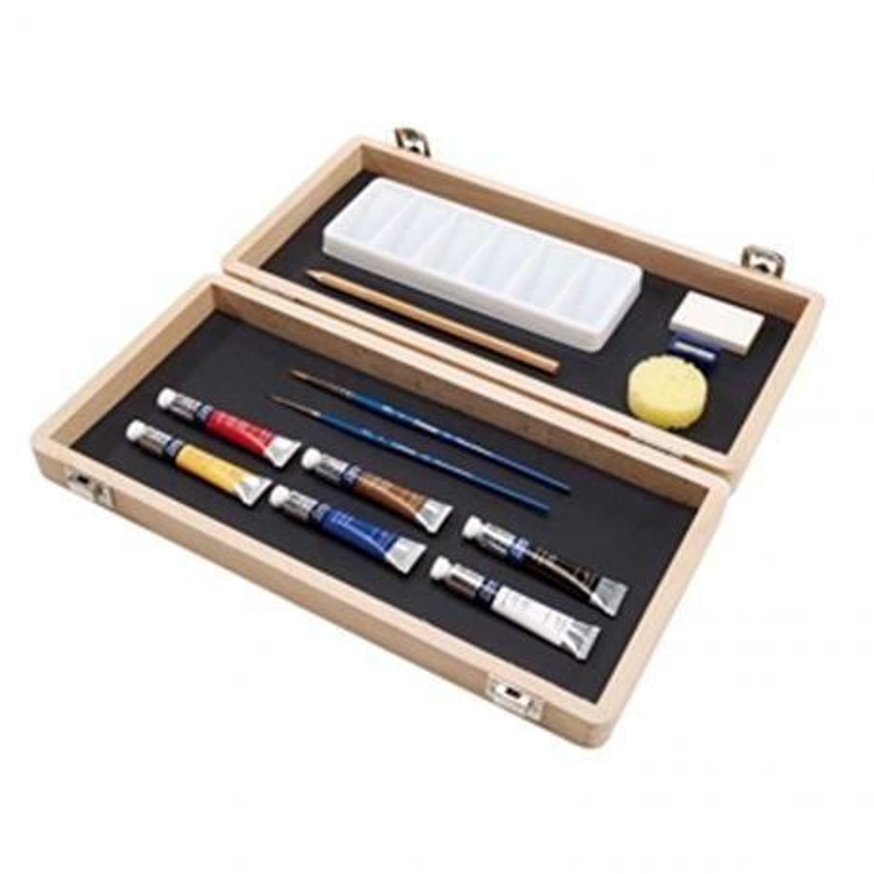 Wooden Art Box Cotman
