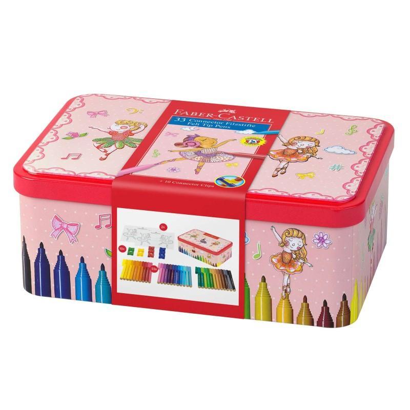 Ballerina Box of Connector Pens