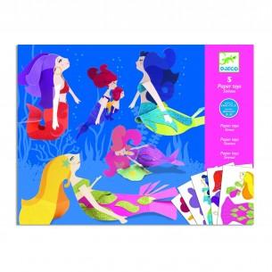 Paper Toys: Mermaids