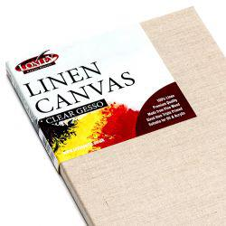 Linen Canvas Clear