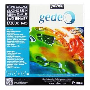 Glazing Resin 300ml Kit