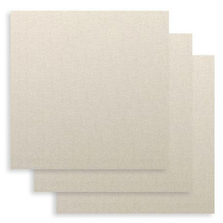 Canvas Board Linen 10x10cm (Pack of 3)