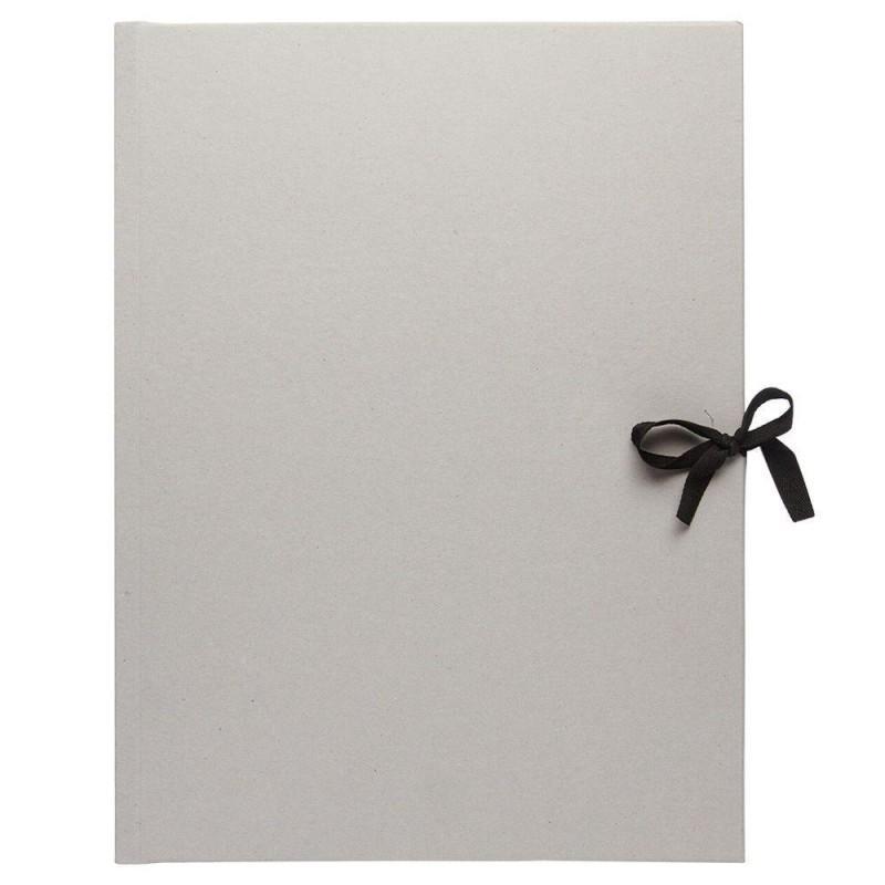Grey Card Folio A3