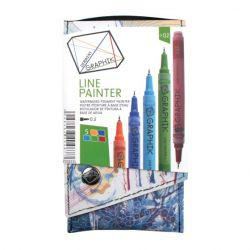 Graphik Line Paint Marker Set 2