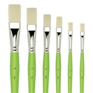 Freestyle Traditional Acrylic Brushes: Flat
