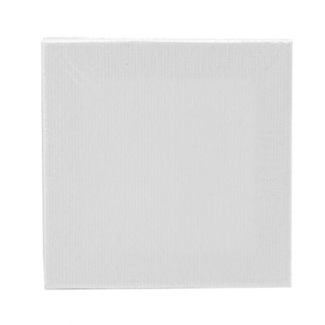 Simply Mini Square White Canvas