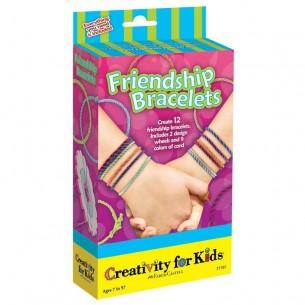 Creativity For Kids Mini Kit: Friendship Bracelets