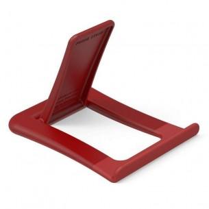 Phone Stand: Burgundy