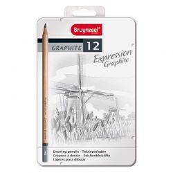 Expression Graphite Pencil Set of 12