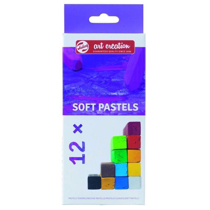 Art Creation Soft Pastel Set of 12