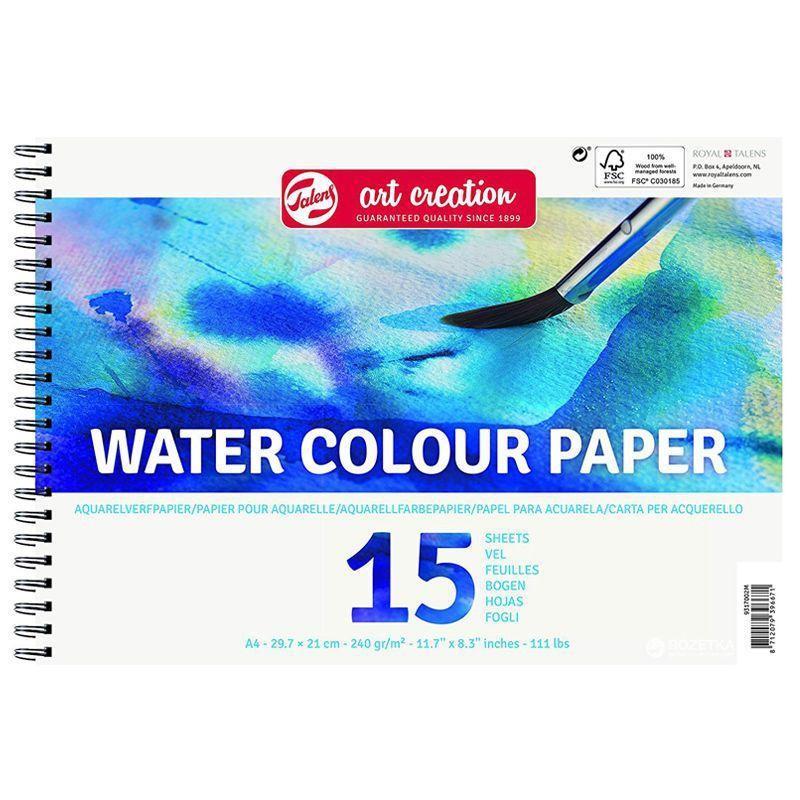 Art Creation Watercolour Pad (A4)