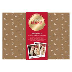 Simply Make Christmas Stocking Kit (Set of 2)