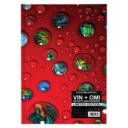 Limited Edition VIN + OMI Sketchbook
