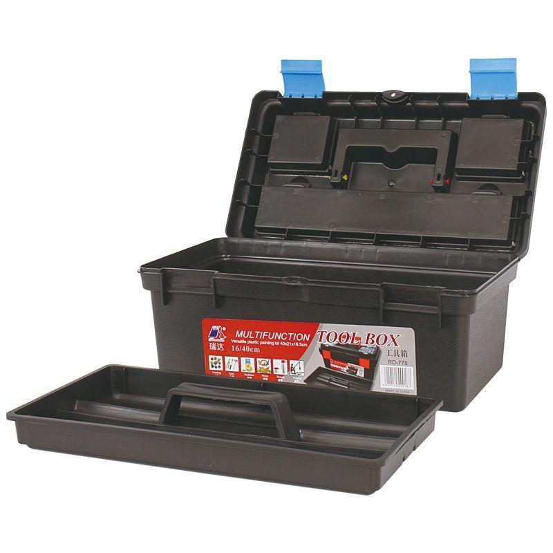 Large Multifunction Tool Box
