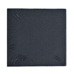 Simply Mini Square Black Canvas
