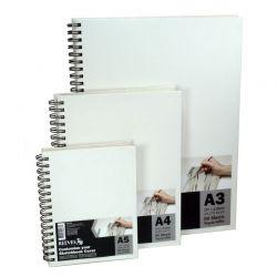 Canvas Covered Sketchbooks