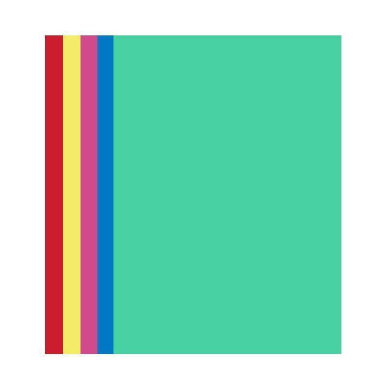 Multi-Coloured Sketchbook Bundles