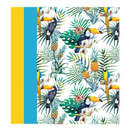 A5 Sketchbook Bundle: Tropical Birds
