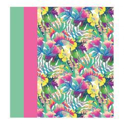 A4 Sketchbook Bundle: Tropical Flowers
