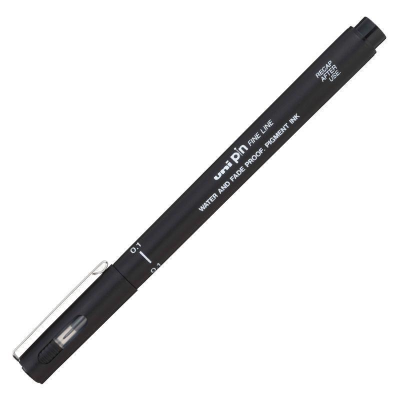 Uni Pin Fine Line Black