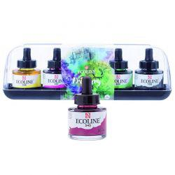 Liquid Watercolour Set (5 Primary Colours)