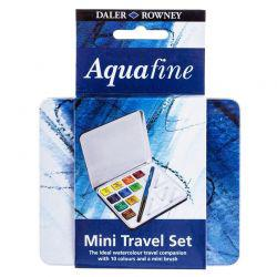 Aquafine Mini Travel Tin