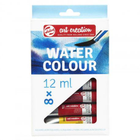 Art Creation Watercolour Set (8 x 12ml Tubes)