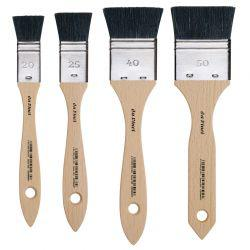 Mottler Goat Hair 550 Brushes
