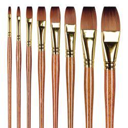 Series 008 Prolene Plus One Stroke Brushes