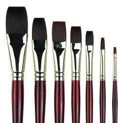 Acrylix 204 One Stroke Brushes