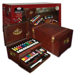 Artist Premier Set Painting Chest (80 Pieces)