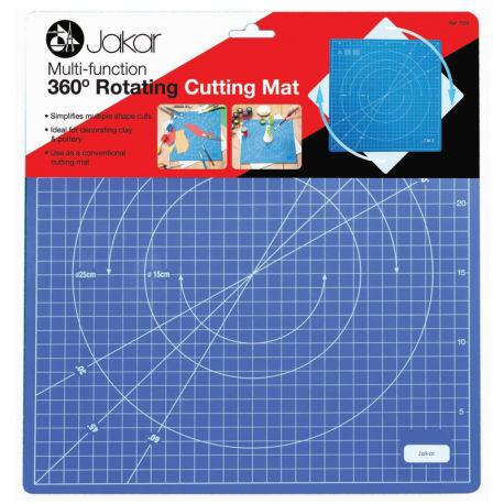 360° Rotating Cutting Mat