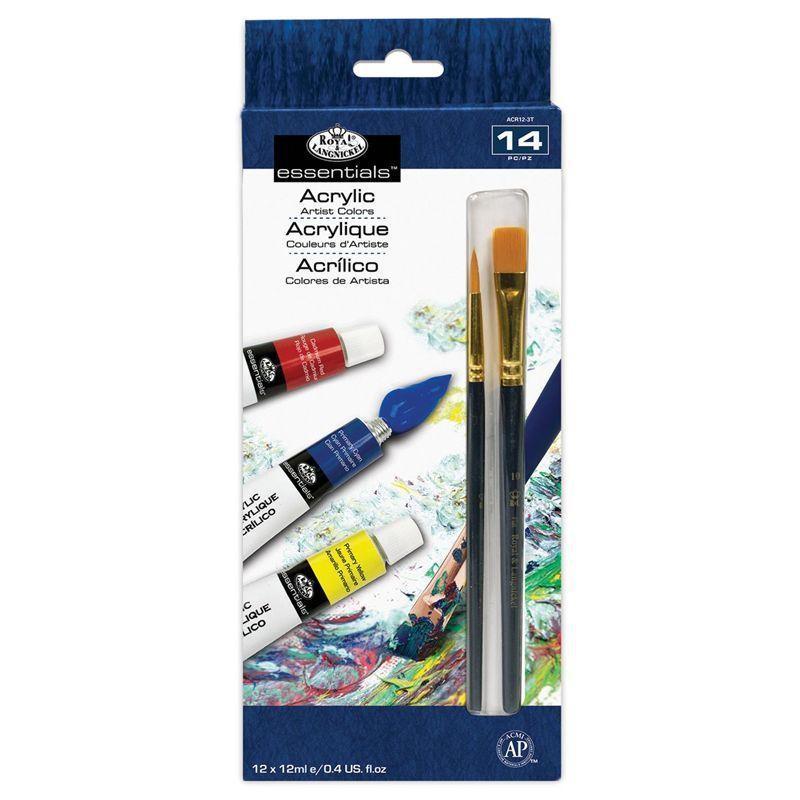 Essentials Artist Paint Pack: Acrylic