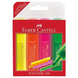 Textliner 46 Fluorescent Marker Wallet of 8