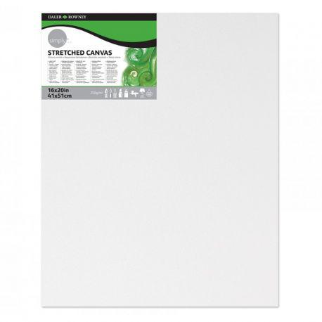 """Simply Stretched Canvas Twin Pack (11 x 14"""")"""