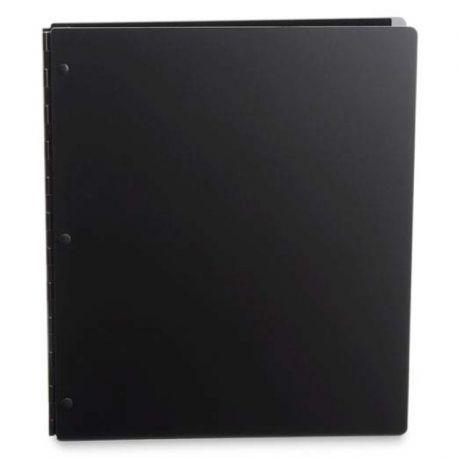 Vista Screwpost Binder Portfolios (Onyx Cover)