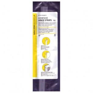 Adhesive Hinge Strips