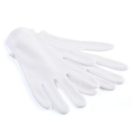 Pair of Cotton Gloves (White)