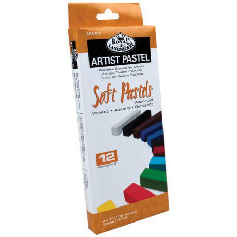 Soft Pastel Set of 12