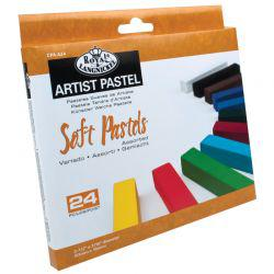 Soft Pastel Set of 24