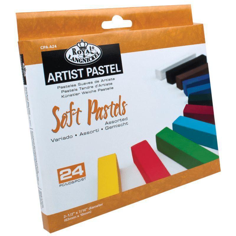 Soft Pastel Set of 24